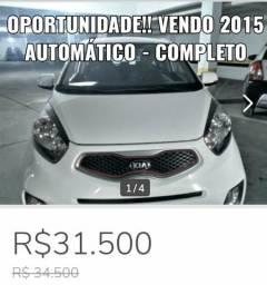 Vendo Kia Picanto 2015 - 2015