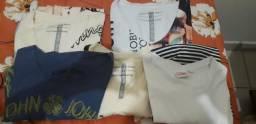 Camisetas diversas g