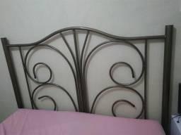 Lindíssima cabeceira para cama Box casal tamanho padrão