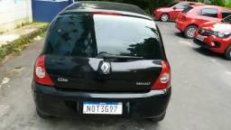Renault Clio 1.0 ano 2010 Flex Completo - 2010