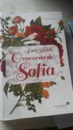 Livro o coração de Sofia