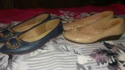 10 reais cada sapatilha