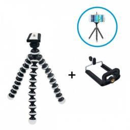 Reposição de Tripé Para Celular Câmera e Gopro