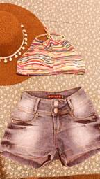 Short Jeans R$ 30,00