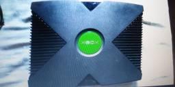 Xbox classic com defeito comprar usado  São João da Boa Vista