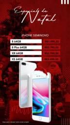 iPhone 8, 8 plus, XR e XS.