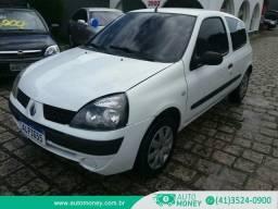 Renalt Clio Expression 1.0 8v 60cv Manual 3p Gasolina 2004/2004 - 2004