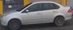 Fiesta sedan preço bom - 2009