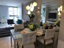 Belíssimo apartamento 3 quartos alto padrão em Praia do Canto!