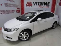 CIVIC 2012/2012 1.8 EXS 16V FLEX 4P AUTOMÁTICO - 2012
