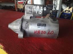 Motor de arranque hb20 1.0
