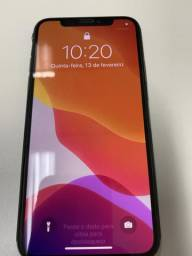IPhone X 256Gb preto