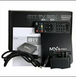 Smart TV box MXQ PRO ULTRA HD 4K comprar usado  Maceió
