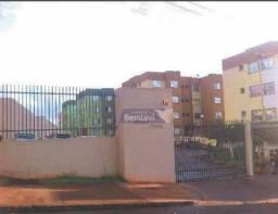 Apartamento com 2 dormitórios à venda, 43 m² por R$ 52.649,02 - Jardim Novo Horizonte - Ro
