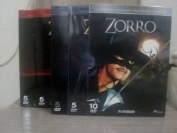 Box Original Zorro Classic Walt Disney 1958