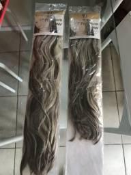 Aplique cabelo tic tac de fibra nunca usados. comprar usado  Rio de Janeiro
