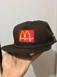 Boné Travis Scott x McDonalds