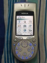 Nokia 3650 antigo relíquia quebra galho