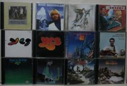 Cd's de Rock Progressivo