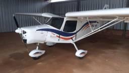 Avião Experimental Lenhado