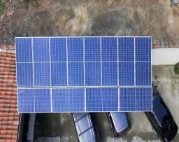 Redução de até 95% da conta de energia