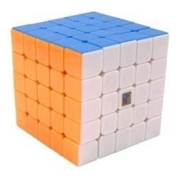 Cubo mágico 5x5x5 profissional.