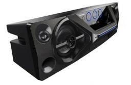 Mini System Panasonic SC-UA3LB-K Bluetooth, 250W RMS