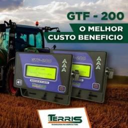 Plantio certo - Monitor GTF-200 Terris