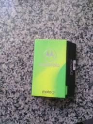 Caixa de celular moto g6 play