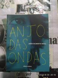 Livro Anjo das Ondas Semi-novo