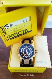Relógio Invicta Yakuza S1 Rally até 12x!!! Imperdível!!!