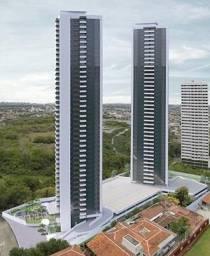Apartamento na planta 4 quartos 135m 3 suite na ilha do retiro nascente lazer completo