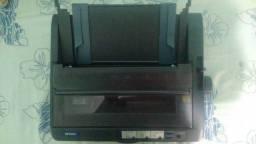 Impressora matricial Epson fx-890 Black (excelente produto)
