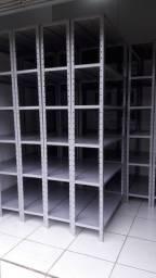Estantes de Aço | Para Uso Doméstico e Geral