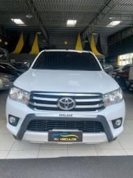 Toyota Hilux SRV 2018 Único Dono
