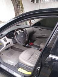 Azera 2011 Preto. troco maior valor( Honda Civic ou Jeep Compass)
