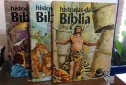 Histórias da Biblia- Autografados Mons Lafayette