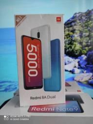 N*A*T*A*L Xiaomi. Redmi 8A Novo lacrado com garantia e entrega hj