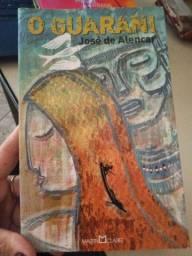 Livro 'O Guarani' em perfeito estado
