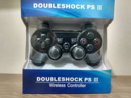 Controle PS3 dualshcok 3