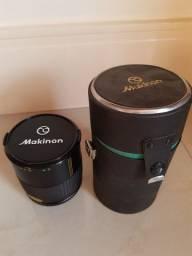 Lente Makinon Reflex 6,7/400mm Canon FD<br><br>