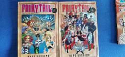 Título do anúncio: Mangas variados