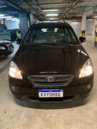 Kia Carens 2011 blindado