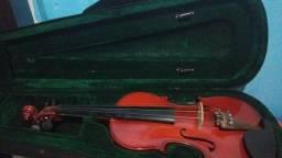 Título do anúncio: Violino Michael VNM40 4/4 + Estojo CASE.