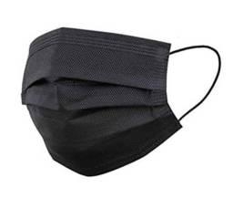 Máscara Descartável De Proteção Facial Tripla 1000 unidades