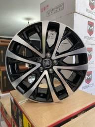 Título do anúncio: Rodas Fiat toro, Honda cicic, S10 e Hilux melhor preço do Brasil