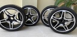 Título do anúncio: Rodas Mercedes originais