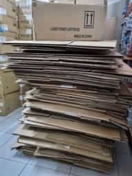 Título do anúncio: Caixa de papelão duplo reforçado