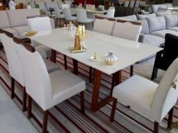 mesas de jantar vários modelos e medidas