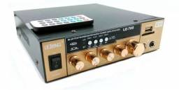 Título do anúncio: Super oferta Amplificador receiver bluetooth